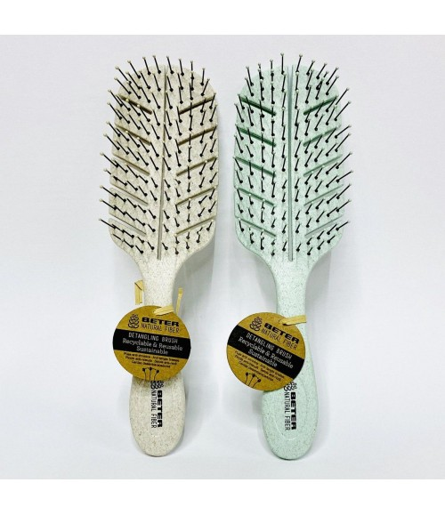 Щетка для волос - Better Natural Fiber, 22х6,5х2 см.