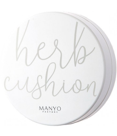 Увлажняющий кушон - Manyo Factory Herbal Fresh Moist Cushion, 18 г