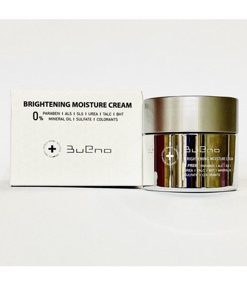 Крем для лица - Bueno Brightening Moisture Cream, 80 мл