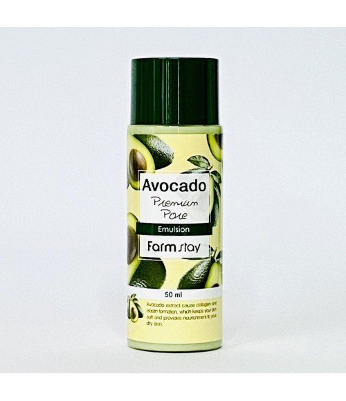 Эмульсия с экстрактом авокадо - Avocado Premium Pore Emulsion, 50 мл