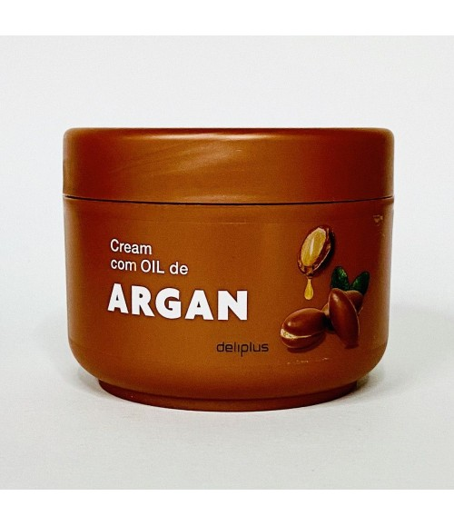 Крем с аргановым маслом - deliplus Cream com Oil de Argan, 250 мл