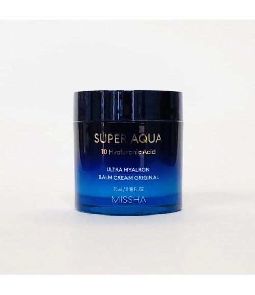Интенсивно увлажняющий крем-бальзам - Missha Super Agva 10 Hyaluronic Acid, 70 мл