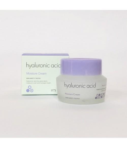 Крем для лица с гиалуроновой кислотой - It's Skin Hyaluronic Acid Moisture Cream, 50 мл