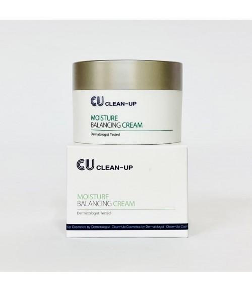 Ультра-увлажняющий крем для всех типов кожи - CUSKIN Skin Clean-Up Moisture Balancing Cream, 50 мл