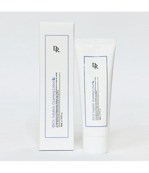 Успокаивающий лосьон для сухой, раздраженной кожи - CUSKIN Dr.Solution Cicaming Lotion, 80 мл