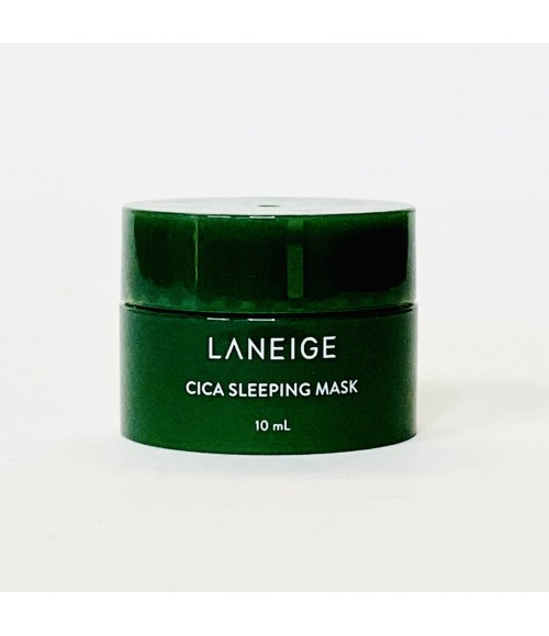 Ночная маска для проблемной кожи - Laneige Cica Sleeping Mask, 10 мл