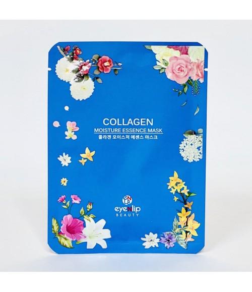 Тканевая маска для лица с колагеном - Eyenlip Beauty Collagen Mask, 25 мл