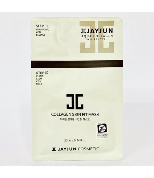 Тканевая маска - JAYJUN Collagen Skin Fit Mask 2 Step