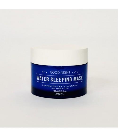 Увлажняющая ночная маска – A'pieu Good Good Night Water Sleeping Mask, 105 мл