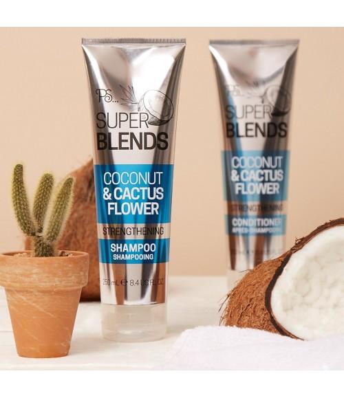 Кондиционер - PS Super Blends coconut&cactus flower Conditioner, 250 мл