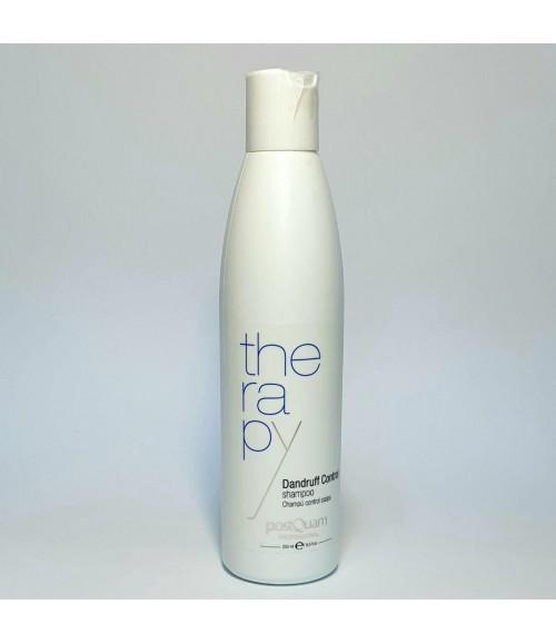 Шампунь против перхоти - PostQuam The Rapy Dandruff Control Shampoo, 250 мл
