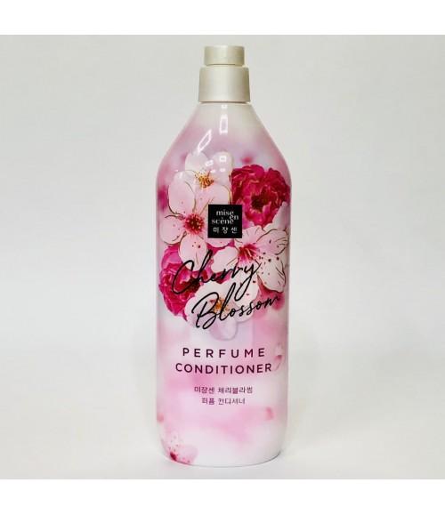 Кондиционер для волос с экстрактом цветов сакуры - Mise En Scene Cherry Blossom Perfume Conditioner, 1100 мл