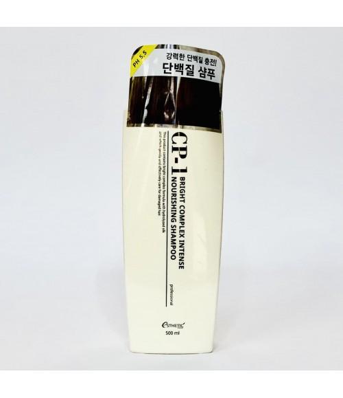 Интенсивно питающий шампунь для волос - Esthetic House CP-1 Bright Complex Intense Nourishing Shampoo, 500 мл
