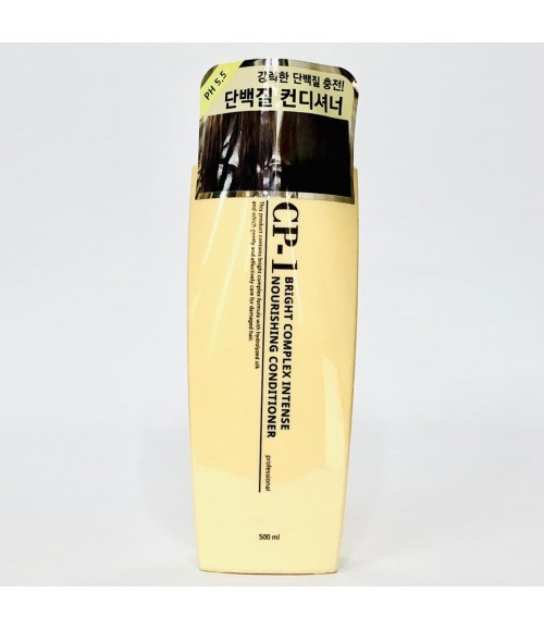 Кондиционер для волос - Esthetic House CP-1 Bright Complex Intense Nourishing Conditioner, 500мл
