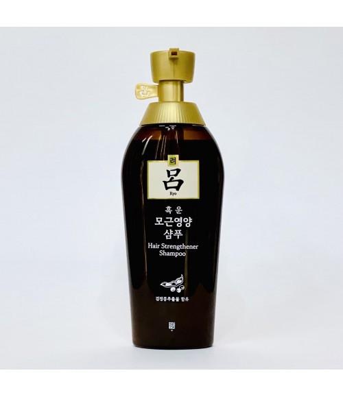 Шампунь для питания и укрепления корней волос - Ryo Hair Strengthener Shampoo, 500 мл