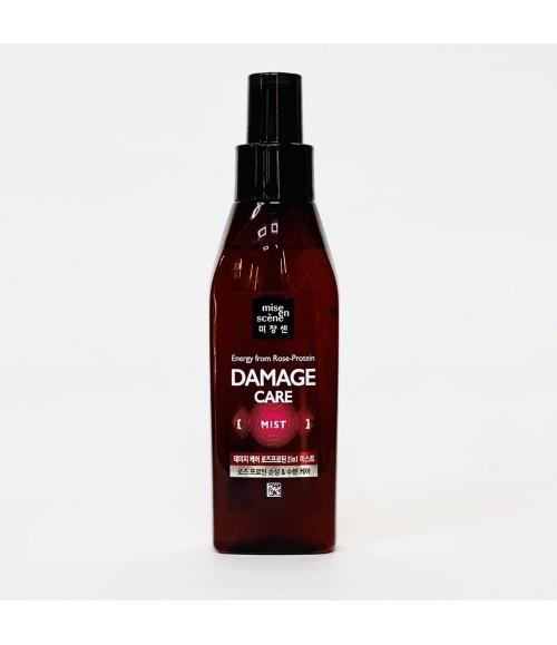 Восстанавливающий мист для поврежденных волос - Mise En Scene Damage Care Mist, 150 мл