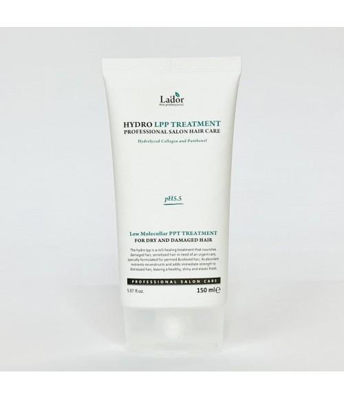 Маска для сухих и поврежденных волос - Lador Hydro LPP Treatment, 150 мл