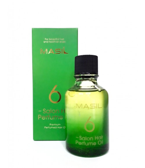 Парфюмированное масло для волос Masil 6 Salon Hair Perfume Oil,50 мл